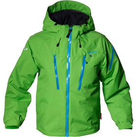 Isbjörn Carving Jacket Children green